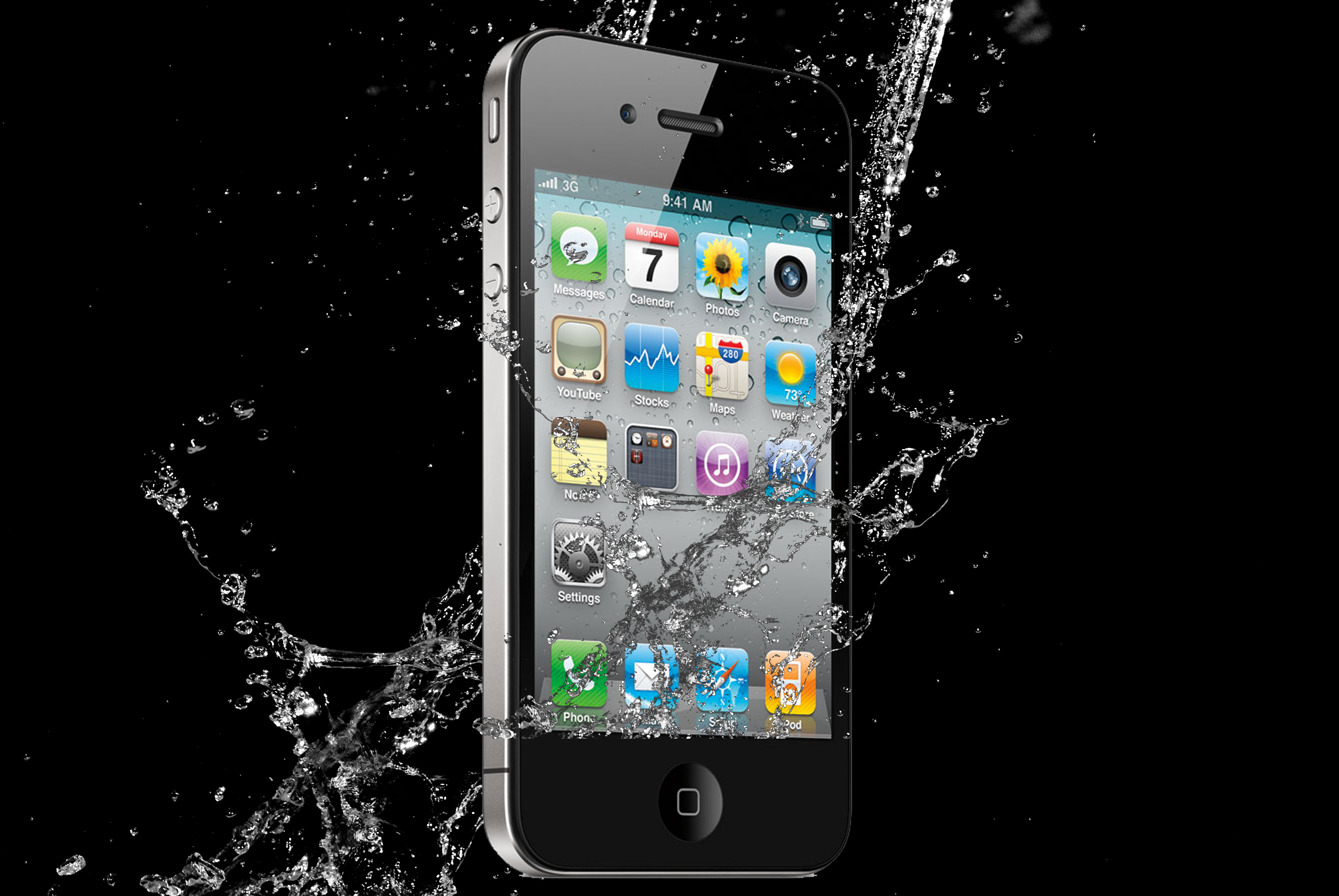 iphone-4s-water-damage